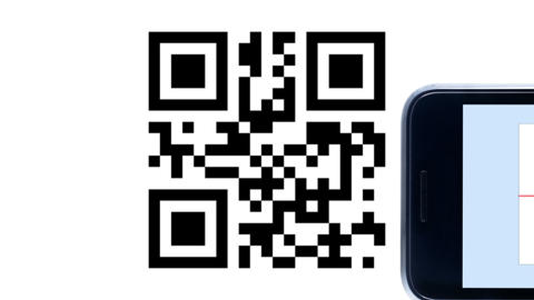 QR Code Marketing Animation