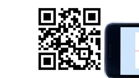 QR Code Search Optimization Animation