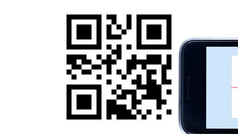 QR Code Technology Animation