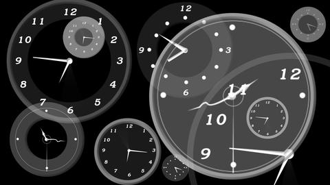 Time Monotone Animation