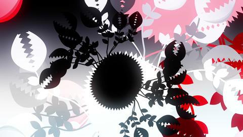 Carnivorous Plants 01 HD Animation