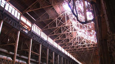 Bethlehem Steel Ruins 7 Footage