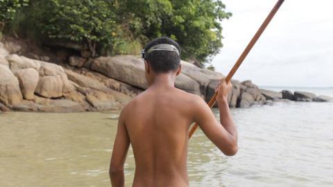 Moken Sea Gypsy 2 Live Action
