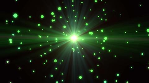 Christmas Lens Flare Effect 0