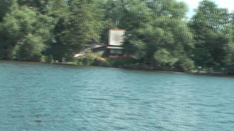 Motorboat Footage
