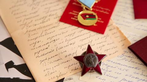 Soviet Order Footage