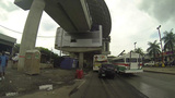 PANAMA CITY, PANAMA - OCT 21: Construction site wi Footage