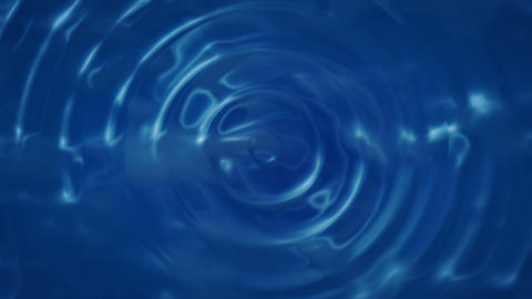 Water Drop Ripple (25fps) stock footage