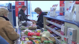 Supermarket Check-Out Footage