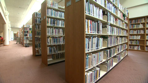 Library 5 Footage