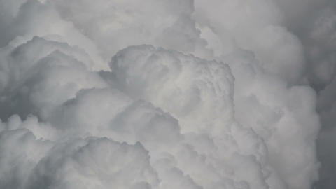 Cumulus Monsoon Clouds Up Time Lapse 11280 stock footage