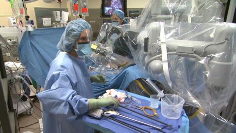 Robotic Surgery 6 Live Action