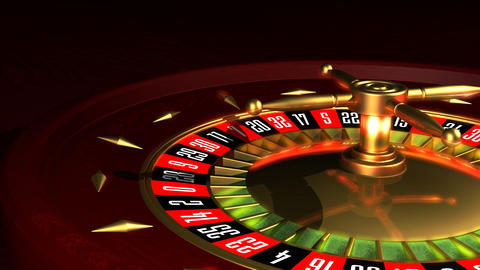 rRoulette Wheel Stock Video Footage