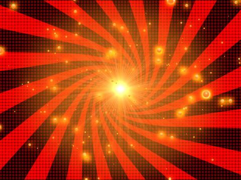 Swirl background Stock Video Footage