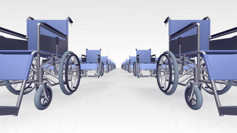 Wheelchair Line2 B Animation