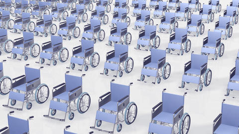 Wheelchair Much2 B Animation