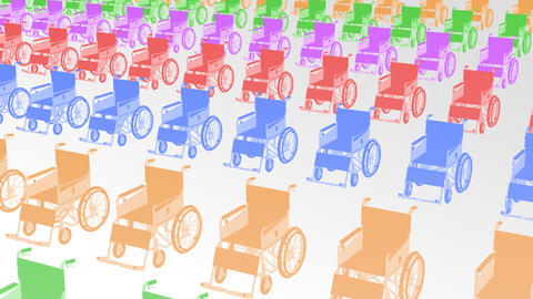 Wheelchair Much2 I Animation