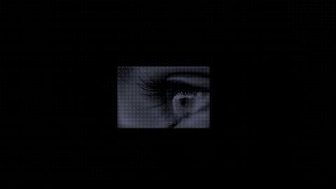 eye Stock Video Footage