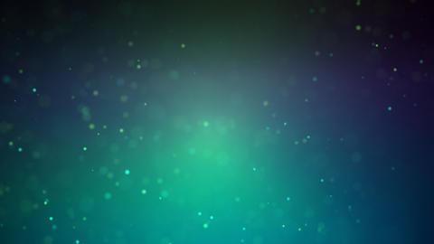 Dust blue loop Stock Video Footage