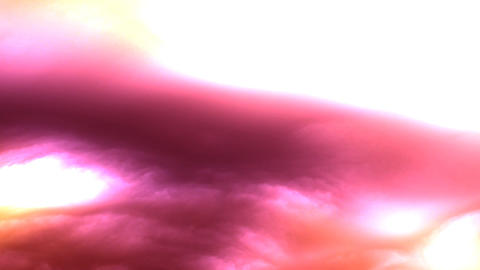 abstract light sky Animation