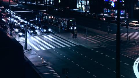 city 01 PJ Stock Video Footage