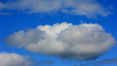 Cloud 2 Stock Video Footage
