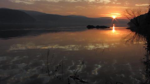 Sundown 3 Stock Video Footage