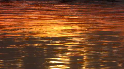 Sundown 25 Stock Video Footage