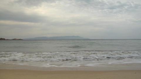 beach 115 Stock Video Footage