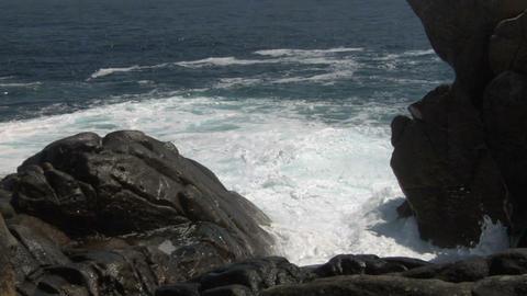 coast 135 Stock Video Footage