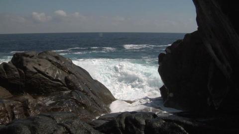 coast 137 Stock Video Footage