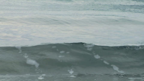 sea wave foam 202 Footage