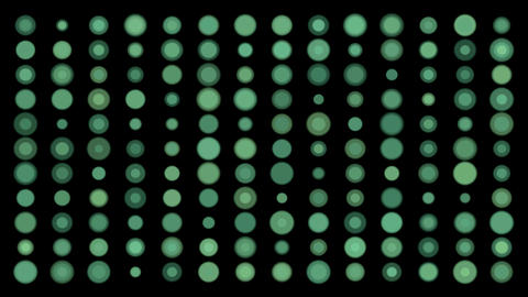 dots Stock Video Footage