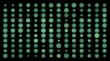 Dots stock footage