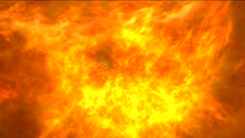 in the fire Animation