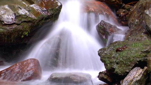 TL water flow 02 Stock Video Footage