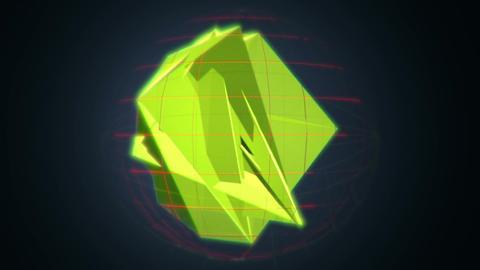 Polyphonics (3D Polygonal) 1