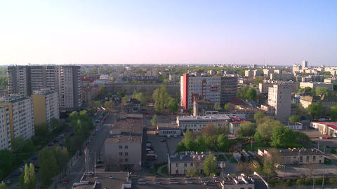 Warsaw From Roof 2