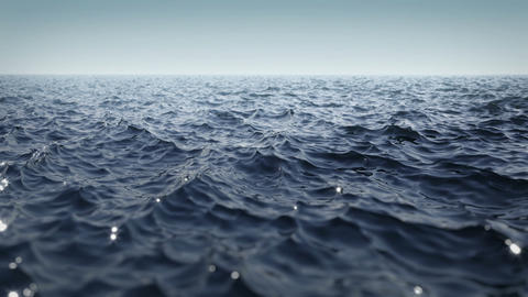 Open Water Animation