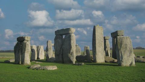 Stonehenge 4K Timelapse ビデオ