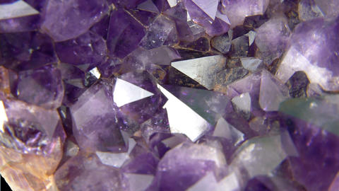 amethyst close up 11 Footage