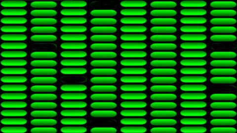 Flashing LED Panel: Looping Animation