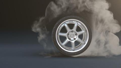 Burnout Animation