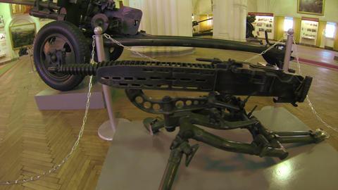 Machine-Gun Footage