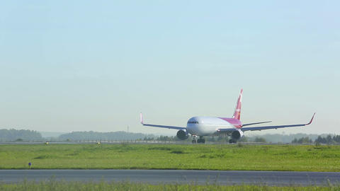 Take-off Footage