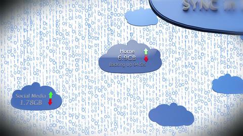 Cloud Servers 28 Animation