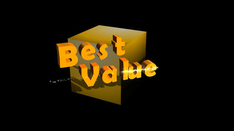 """Best Value"" Sales Animation Animation"