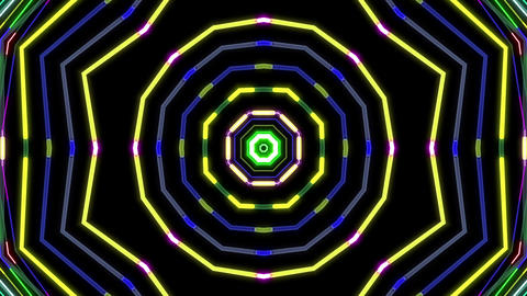 Kaleidoscope Neon Tube