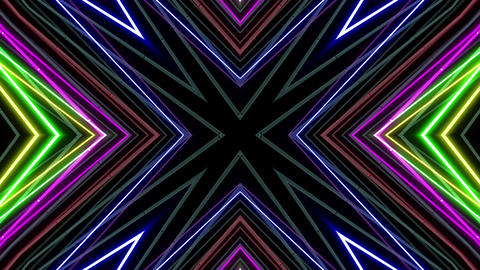 Kaleidoscope Neon Tube 0