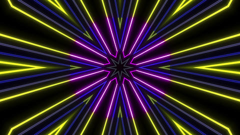 Kaleidoscope Neon Tube 1